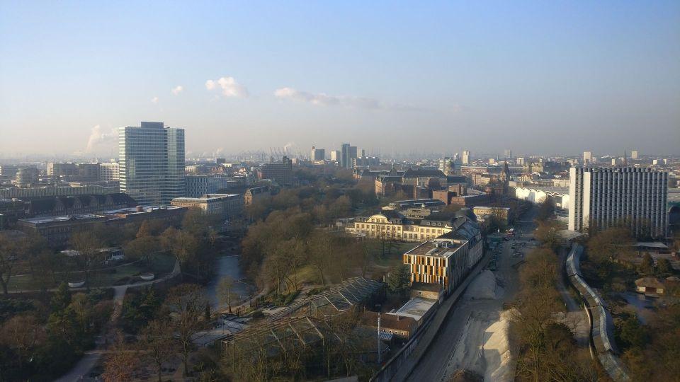 Radisson Blu Hamburg View