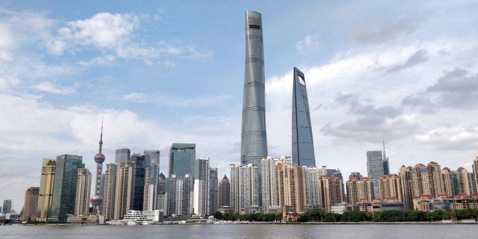 Shanghai Pudong Skyline
