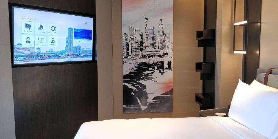 Swissotel The Stamford Singapore Room