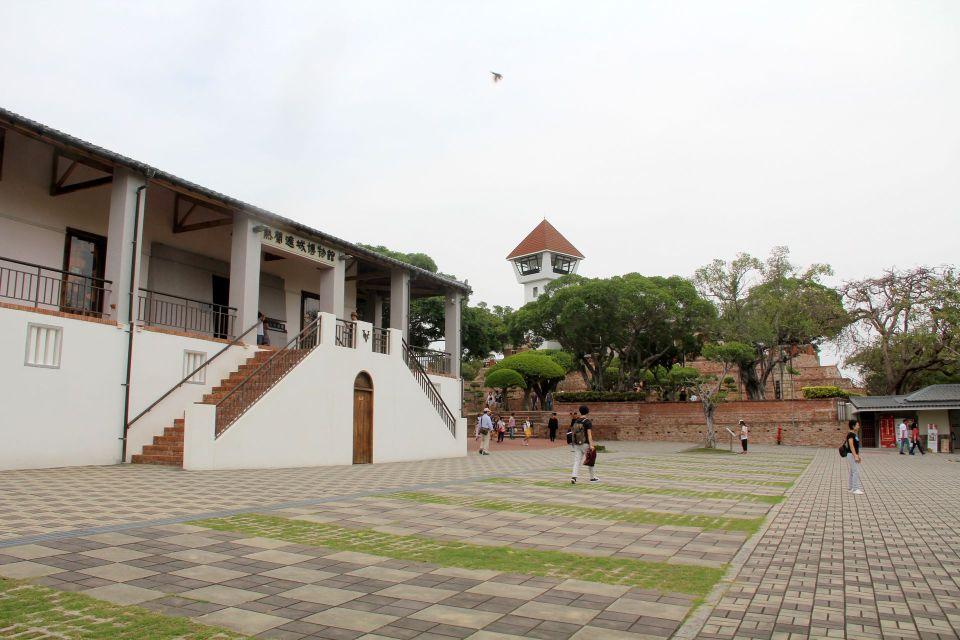 Fort Zeelandia Tainan