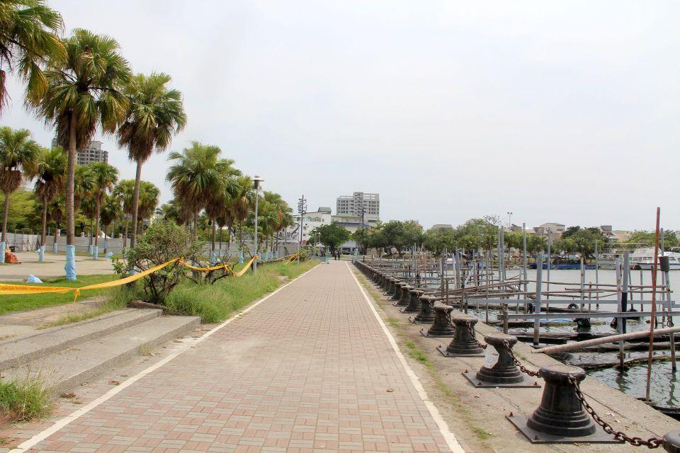 Gangbinlishi Park Tainan