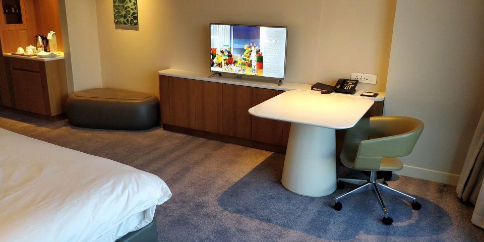 Grand Hyatt Incheon Room