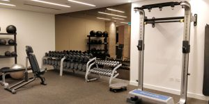 InterContinental Hayman Island Resort Gym