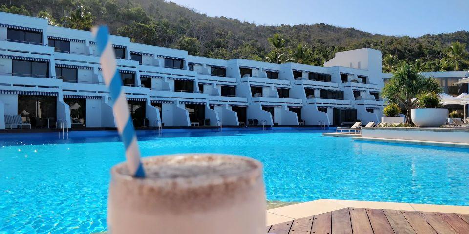InterContinental Hayman Island Resort Pool Bar