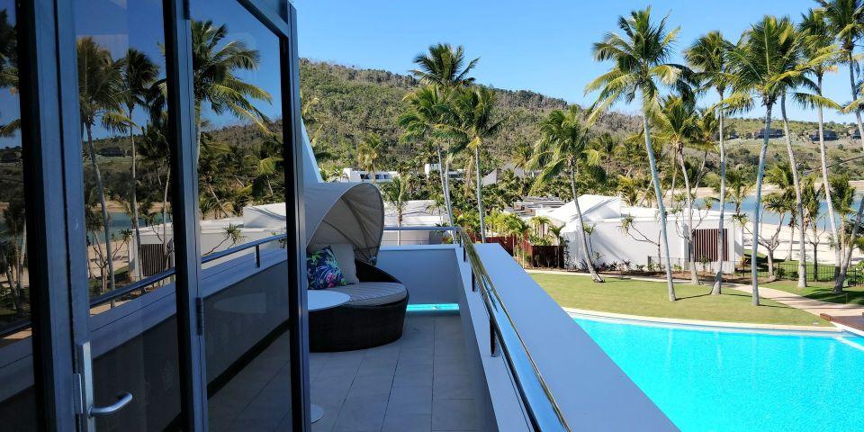 InterContinental Hayman Island Resort Suite Balcony