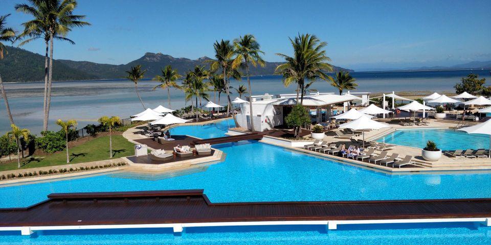 InterContinental Hayman Island Resort Suite VIew