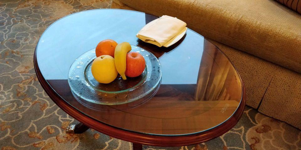 Waldorf Astoria Shanghai Fruits