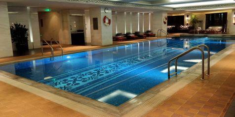 Waldorf Astoria Shanghai Pool