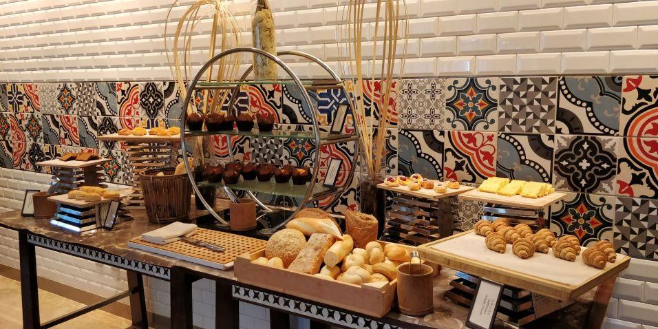 Hilton Beijing Breakfast