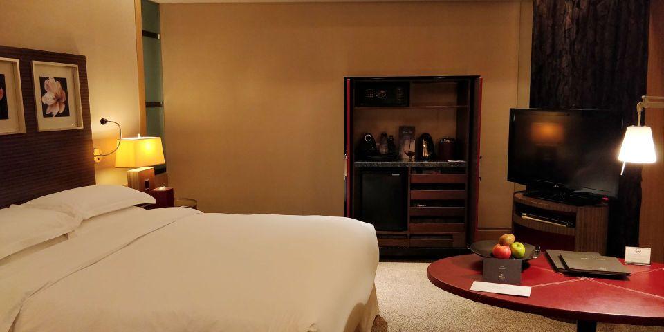Hilton Beijing Room