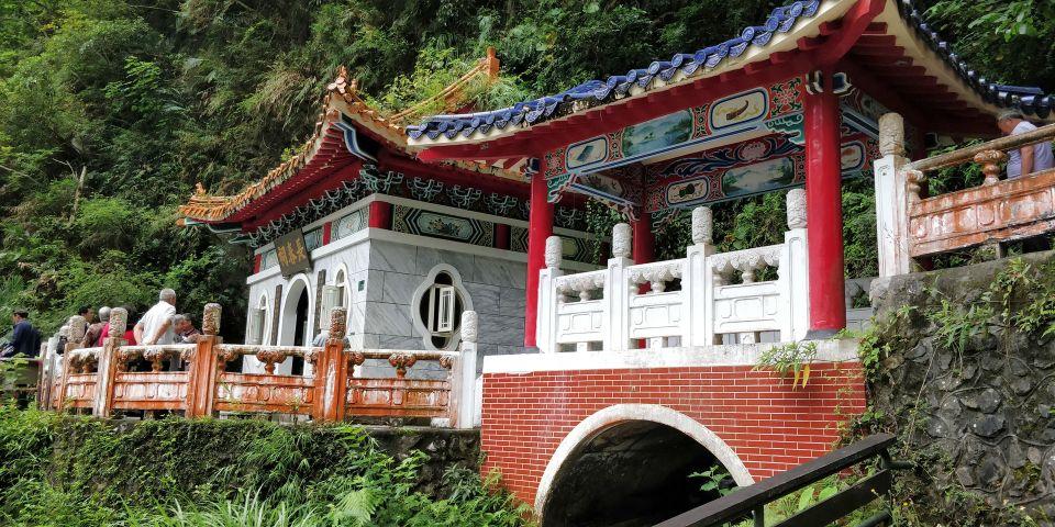 Changchun Shrine Taroko Gorge Taiwan