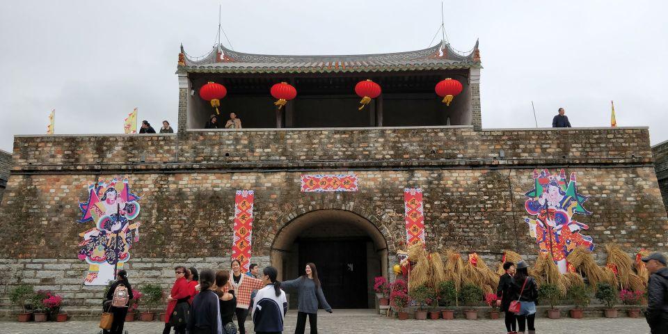 Dapeng Fortress Shenzhen