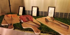 Hilton Singapore Breakfast