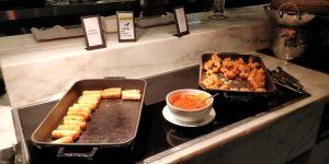 Hilton Singapore Lounge Dinner