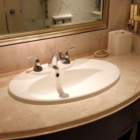 Pudong Shangri-La Shanghai Bathroom 2