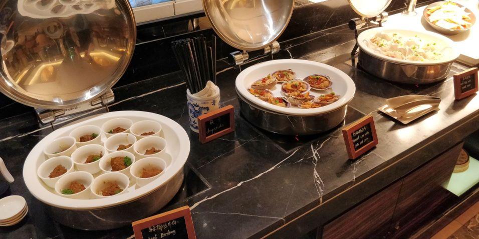 Pudong Shangri-La Shanghai Dinner 6