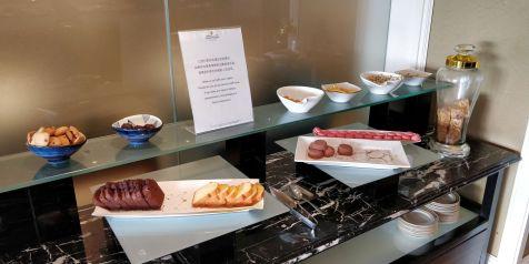 Pudong Shangri-La Shanghai Lounge Afternoon Tea 3