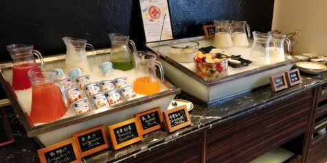 Pudong Shangri-La Shanghai Lounge Breakfast 3
