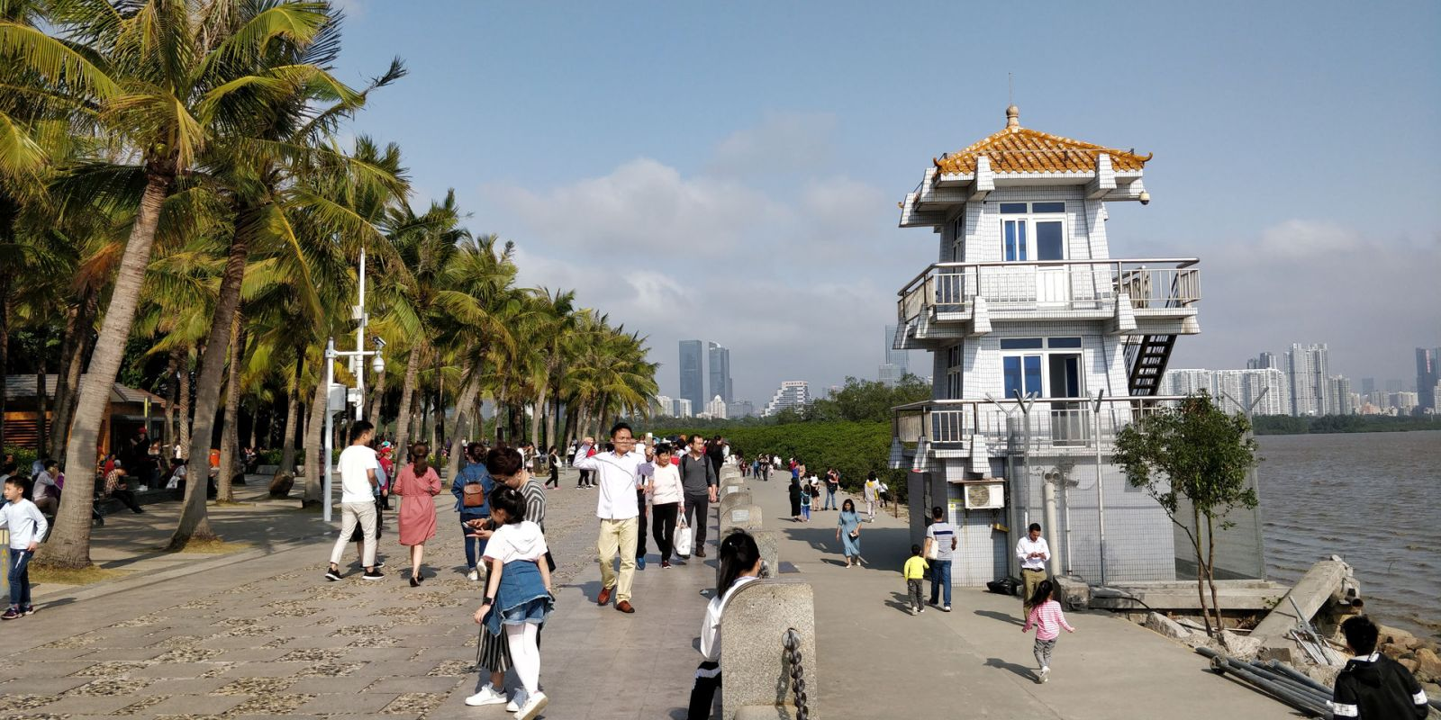 Shenzhen Coastal Ecological Park