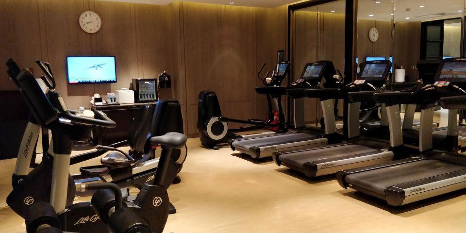 Waldorf Astoria Beijing Fitness