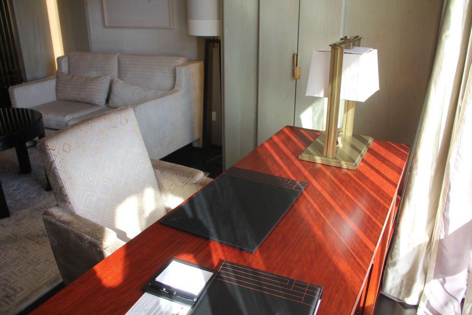Waldorf Astoria Beijing Room