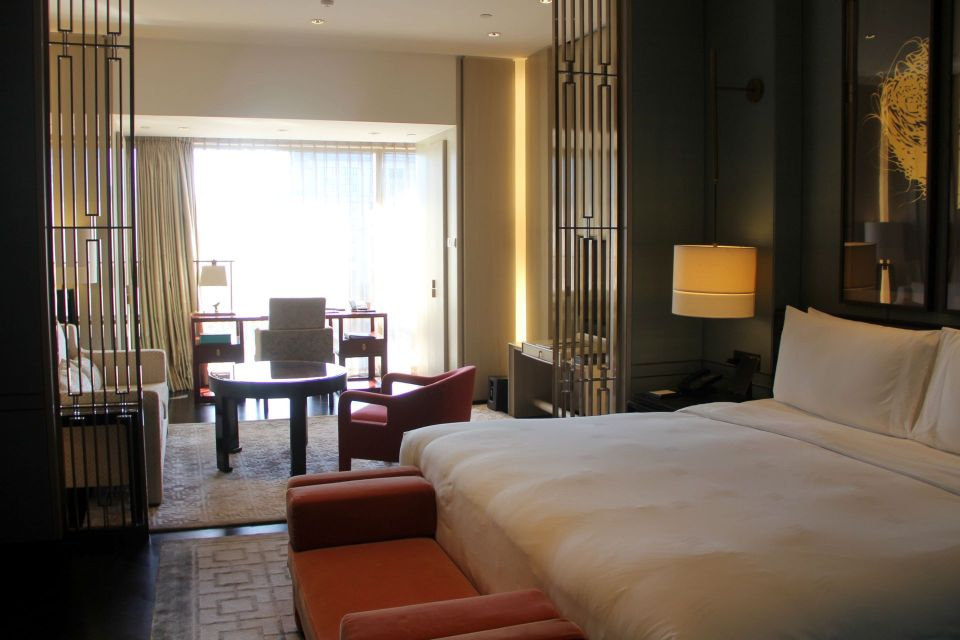 Waldorf Astoria Beijing Room