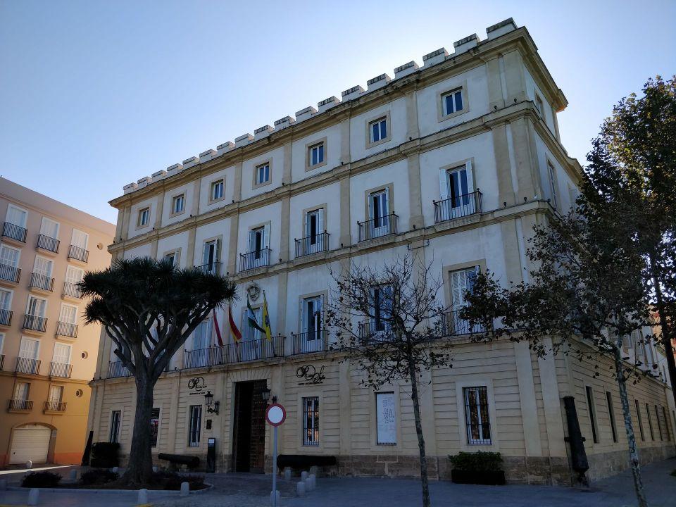 Centro Cultural Municipal Cadiz
