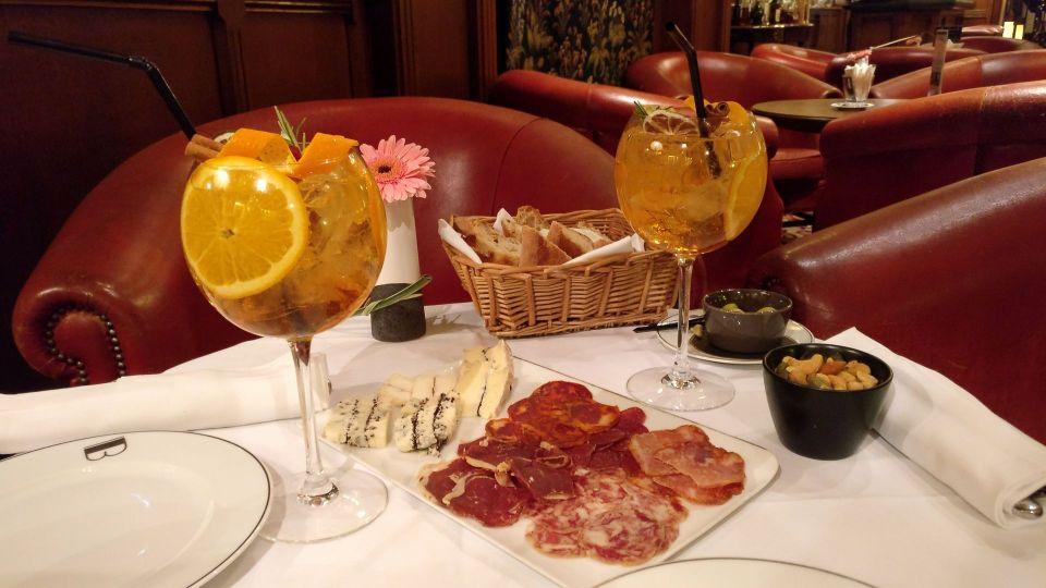 Hotel de la Cite Carcassonne Dinner