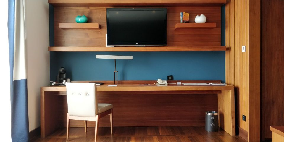 Hotel Metropol Palace Belgrade Deluxe Room