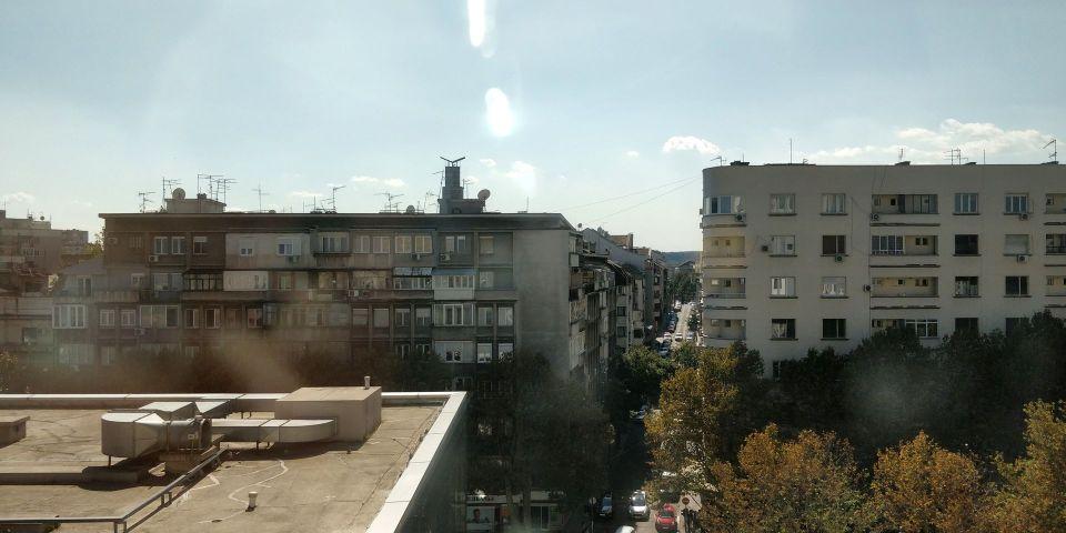 Hotel Metropol Palace Belgrade Deluxe Room View