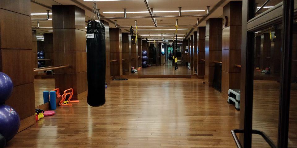 Hotel Metropol Palace Belgrade Gym