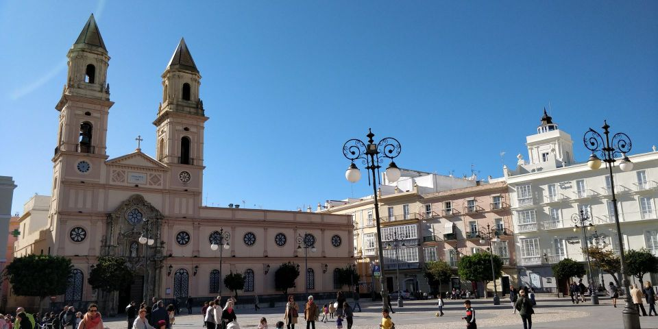 Iglesia San Antonio Cadiz