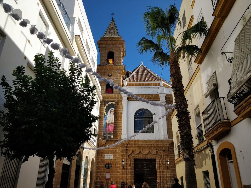 Parroquia de Nuestra Señora de la Palma Cadiz