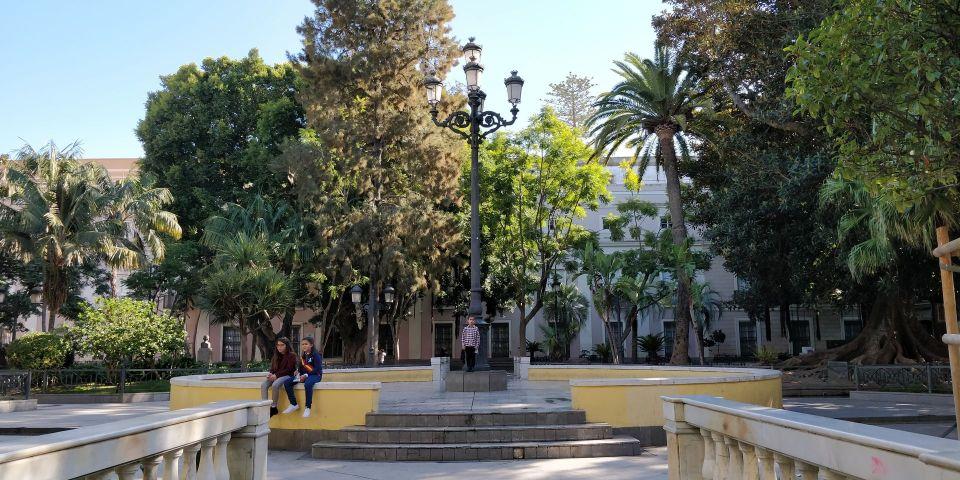 Plaza del Mina Cadiz