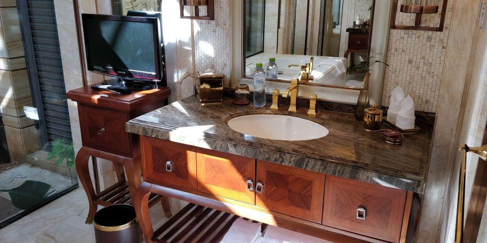Conrad Sanya Bathroom