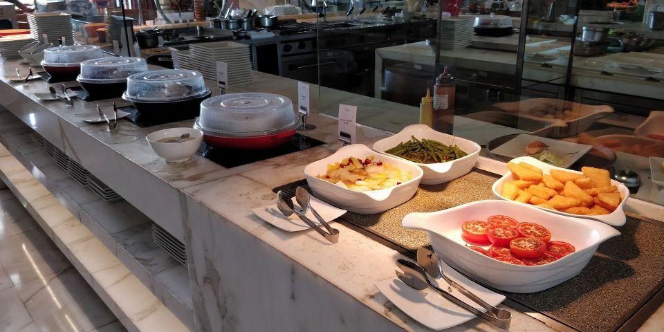 Conrad Sanya Breakfast