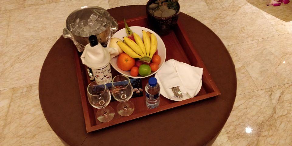 Conrad Sanya Room Service