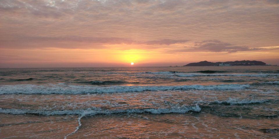 Conrad Sanya Sunset