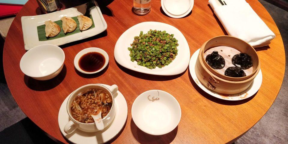 Ahn Luh Zhujiajiao Dinner