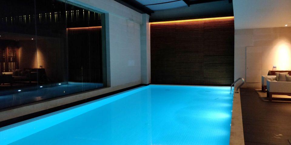 Ahn Luh Zhujiajiao Indoor Pool