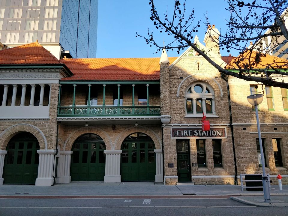 Central Fire Station Perth