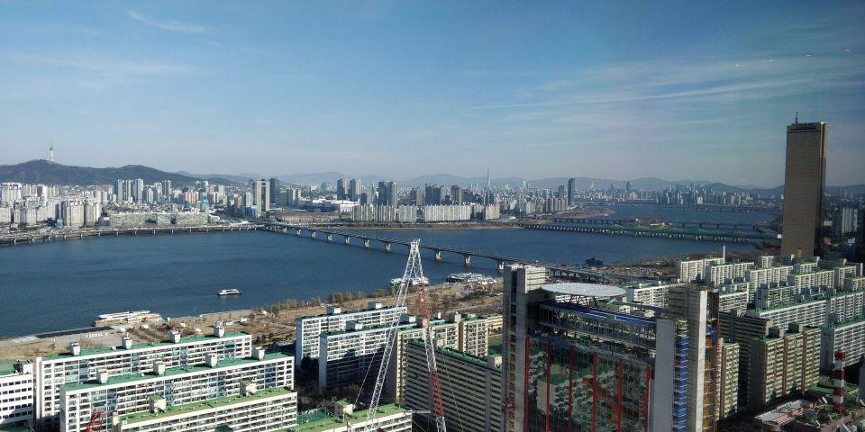 Conrad Seoul Suite View
