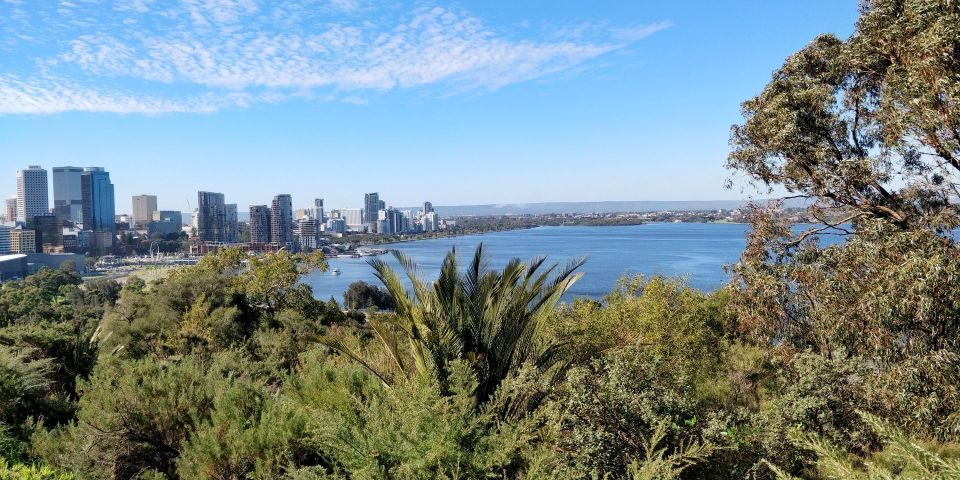 Kings Park and Botanic Garden Perth