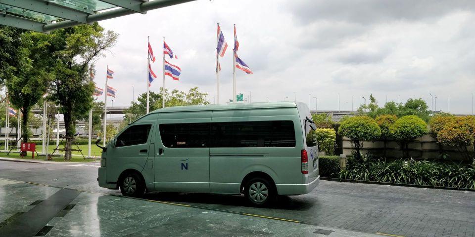 Novotel Bangkok Suvarnabhumi Airport Shuttle