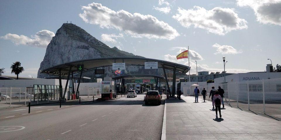 Gibraltar Boarder