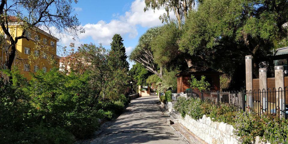 Gibraltar Botanic Gardens