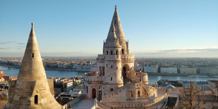 Hilton Budapest Old Town Room View