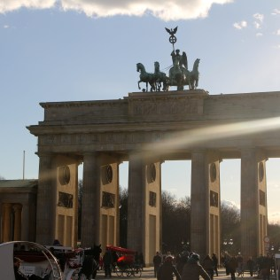 Brandenburg Gate Berlin