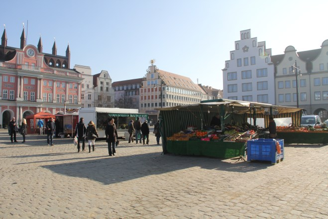 Market in the Old Town