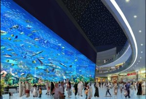 The Dubai Mall